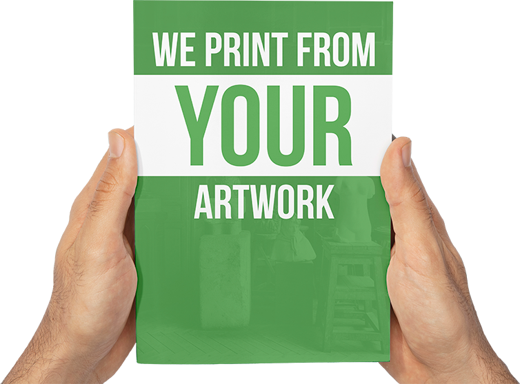 WeyPrint We Print From Your Artwork